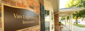Contact - Van Engelenhoven Insurance Building